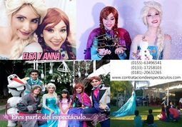 Show Frozen Musical Gdl