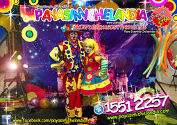 Show Musical de Payasitos para tu Fiesta