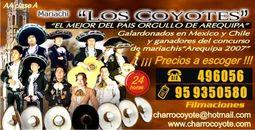 Mariachi 'Los Coyotes'