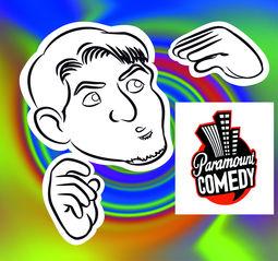 Jonathan vives MONOLOGUISTA de Paramount Comedy!!