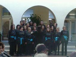 Grupo vocal Tintinabulum