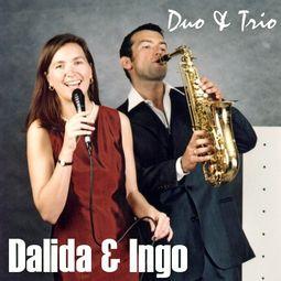 Dalida und Ingo