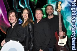 Partyband HIGHLIVE - Eventband