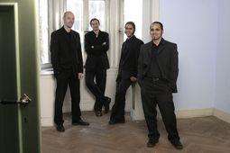 Jazzband L ' Ensemble Nuages