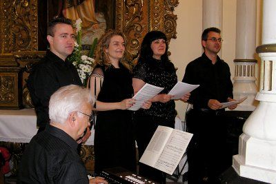cuarteto vocal 'canticorum' 2