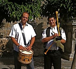 Gaiteros de la Alhambra