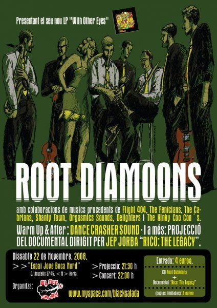 root diamoons 2