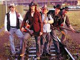 Countryband Back in Town foto 1