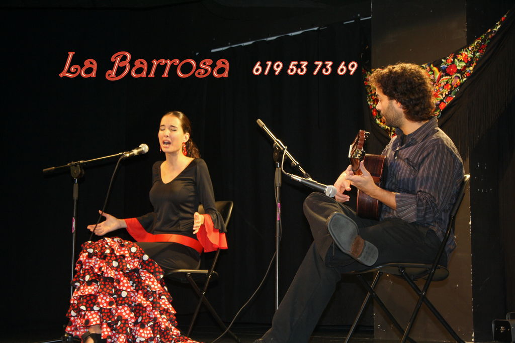 dúo flamenco la barrosa 0