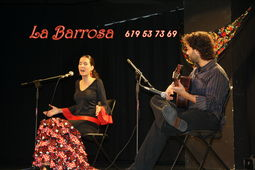 Dúo flamenco La Barrosa
