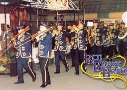 Barcelona Brass Band dixieland