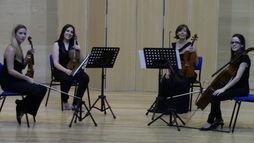 Cuarteto de cuerda Jupiter