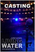 Casting Cantantes Coro Gospel