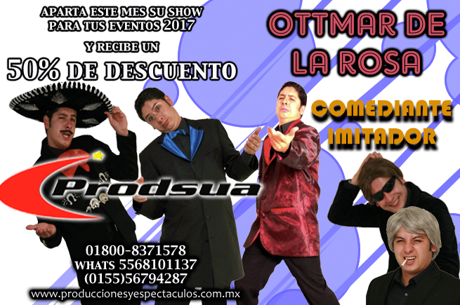 grandes shows para sus eventos 2