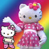Hello Kitti y payasos