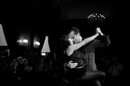 Jorge Udrisard, tango