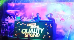 Disco Móvil Quality Sound