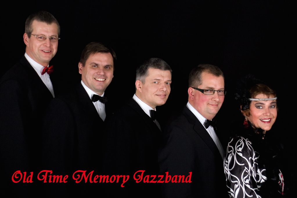 old time memory jazzband 2