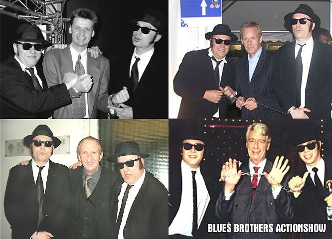 blues brothers actionshow 1