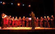 Coro de la E.M.M. de Villavici