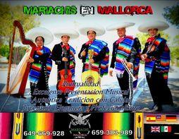 Mariachis Mallorca Events