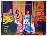 Grupo flamenco Almorayma foto 2