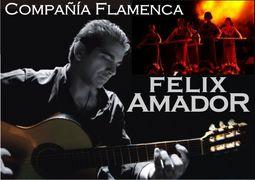 Félix Amador - Cia. Flamenca