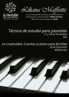 Técnicas para pianistas