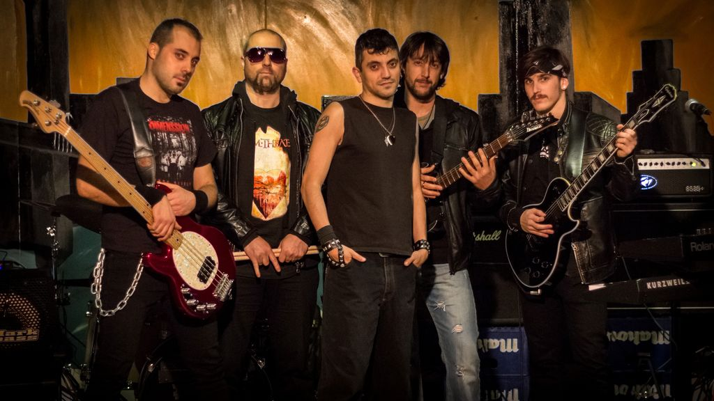 nightrider (tributo al metal) 1