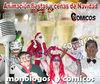 animación fiestas navidad