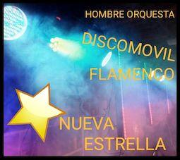 HOMBRE ORQUESTA, DJ, FLAMENCO