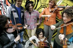 Les Violines