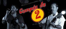 COMPAS DE 2-Ferias,bodas,fiestas privadas.