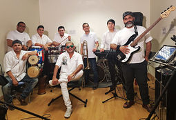 GRUPO MUSICA LATINA BARCELONA Carlos Pardo Palante