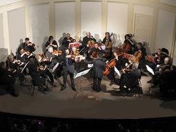Violinista Titulacion Superior