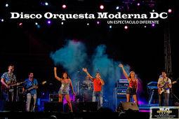 Disco Orquesta Moderna DC