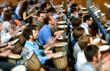 TALLER DE PERCUSIÓN - DRUM CIRCLE - Percumusic foto 1