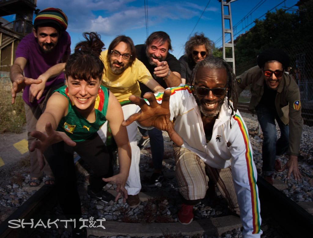 shakti i and i reggae band 1