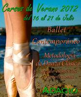 Curso de verano de Danza