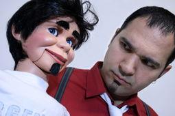 Christian Miró y Mafaldo