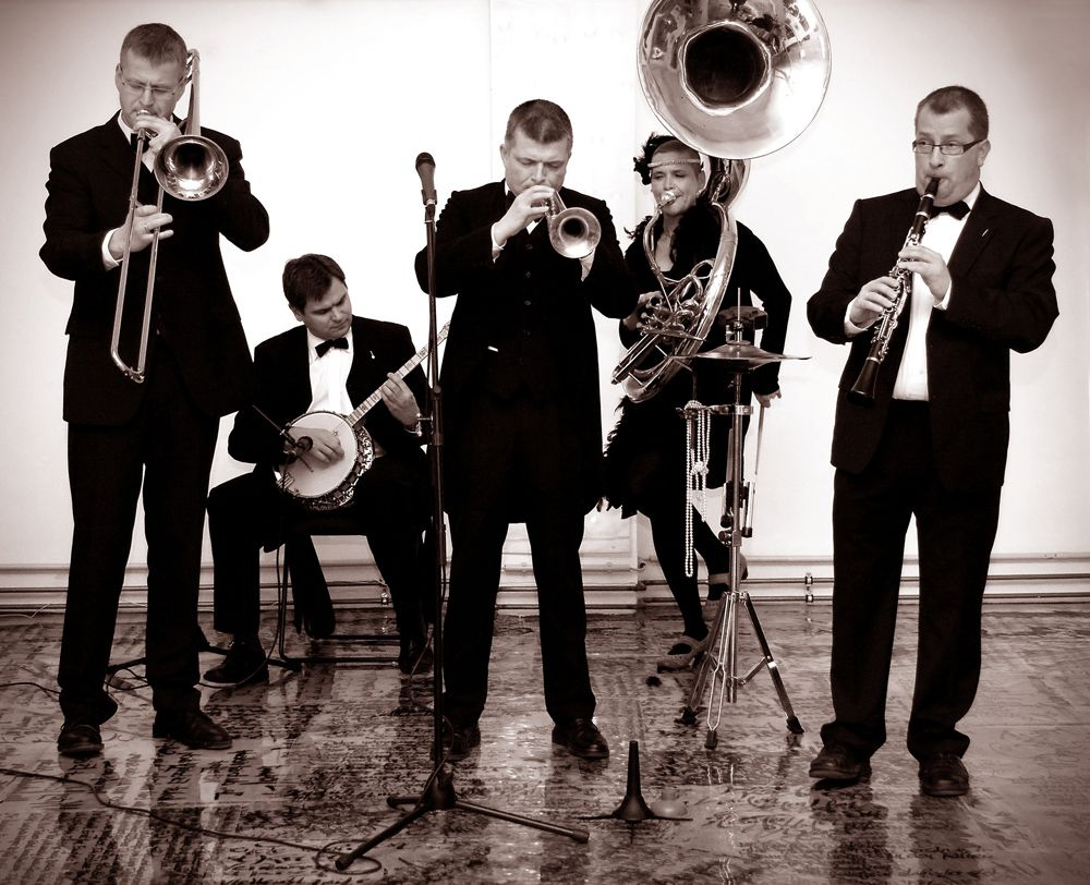 old time memory jazzband 0