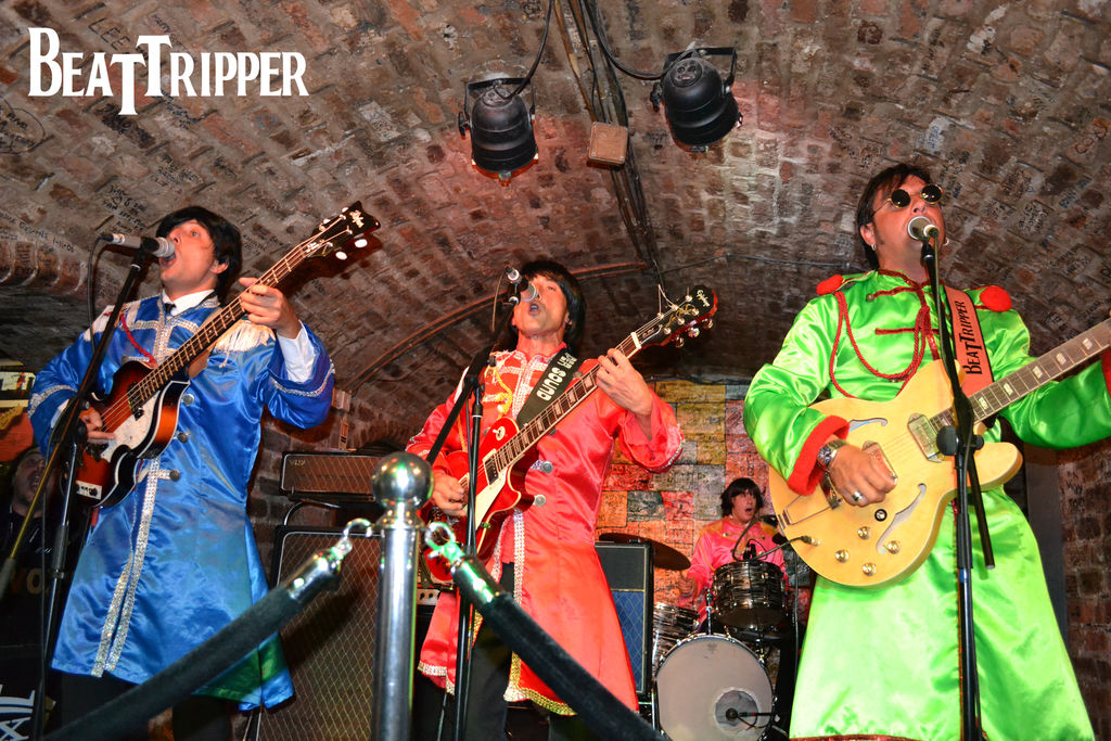 beat tripper - the beatles show 0