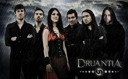 Druantia Symphonic Metal Band