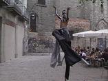 Espectáculo Danza en Zancos foto 1