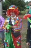 Clown, Kinderclown, Ballonclown, Kinderzauberei foto 1