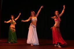 Dilshad Danza del Vientre