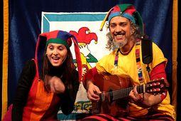 Juglarteatro Maneco y Aytana