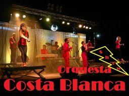 Orquesta Costablanca Show. Des