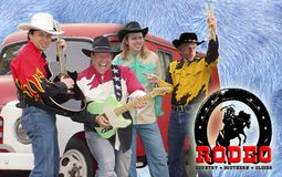 Countryband Rodeo
