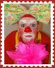 Clown-Zauber-Ballonkünstler